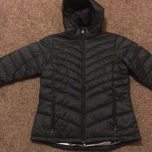 Black Columbia Coat